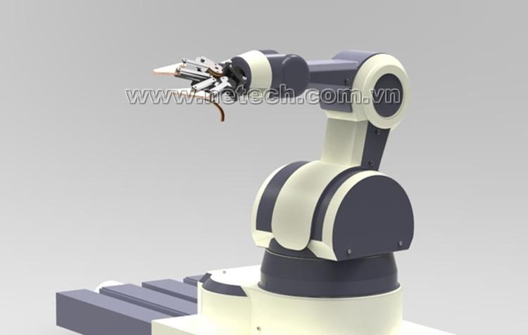 Chế tạo robot v
